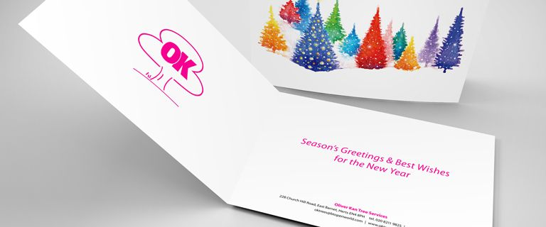 Christmas Card Printing.The Mayfair Printing Co Products Services Seasonal